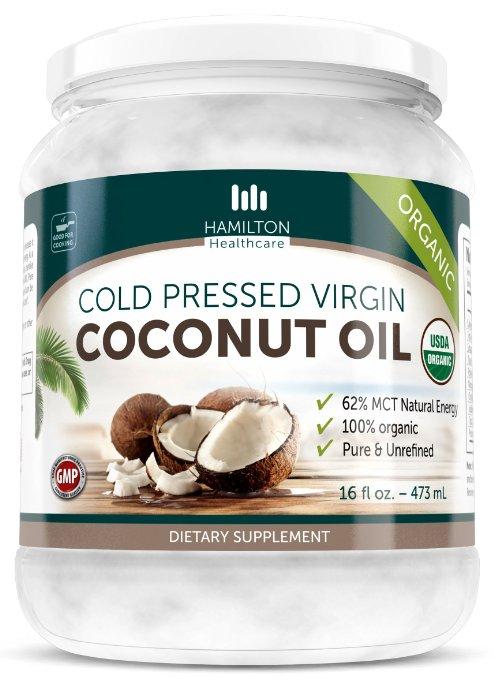 beauty benefits of coconut oil