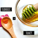 Glowing Skin Secrets: Turmeric Honey Face Mask