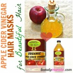 Top 3 ACV Hair Mask Recipes | Apple Cider Vinegar for Hair