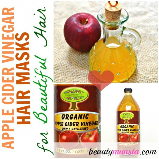 ACV Hair Masks for Beautiful Hair