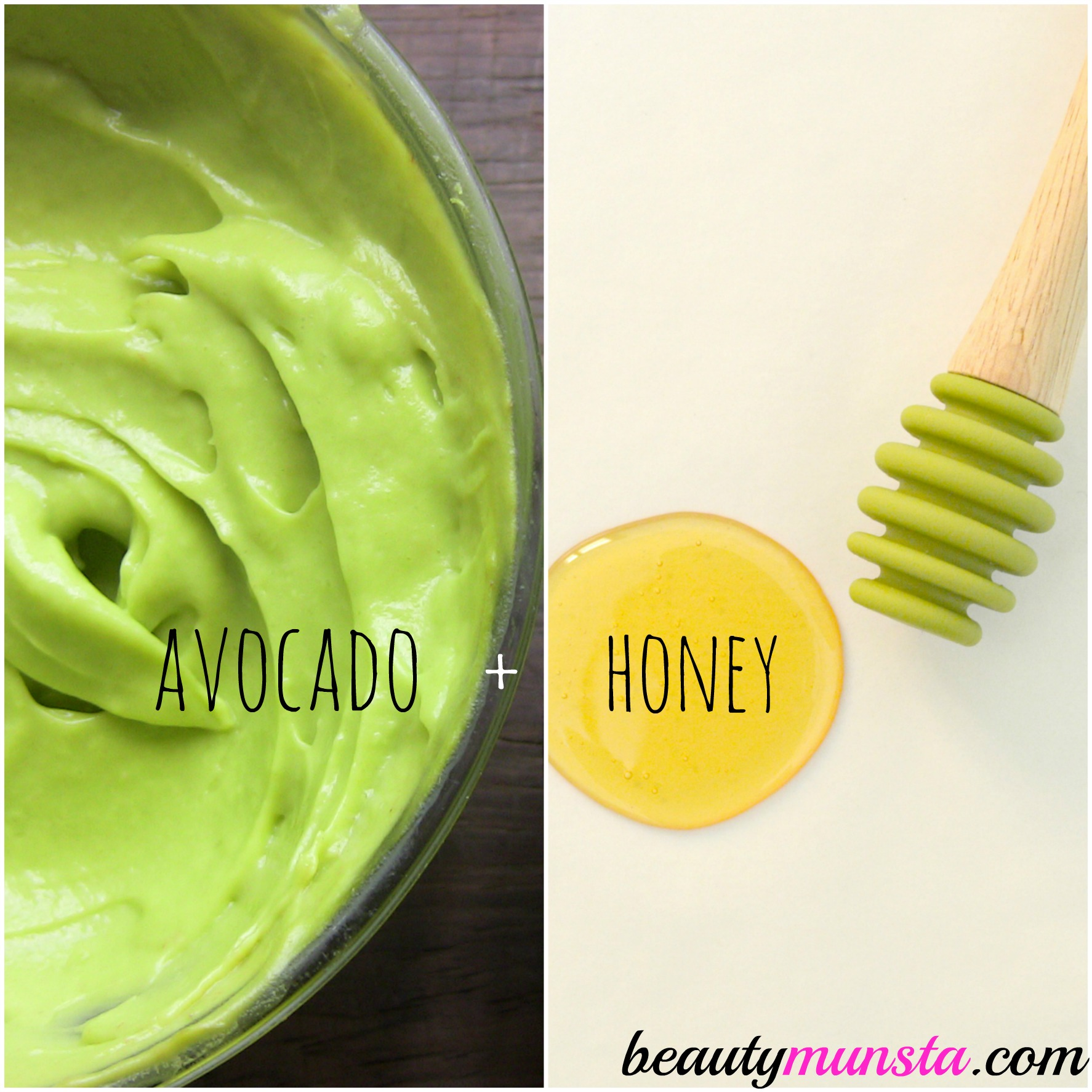 recipes acne for facial Avocado