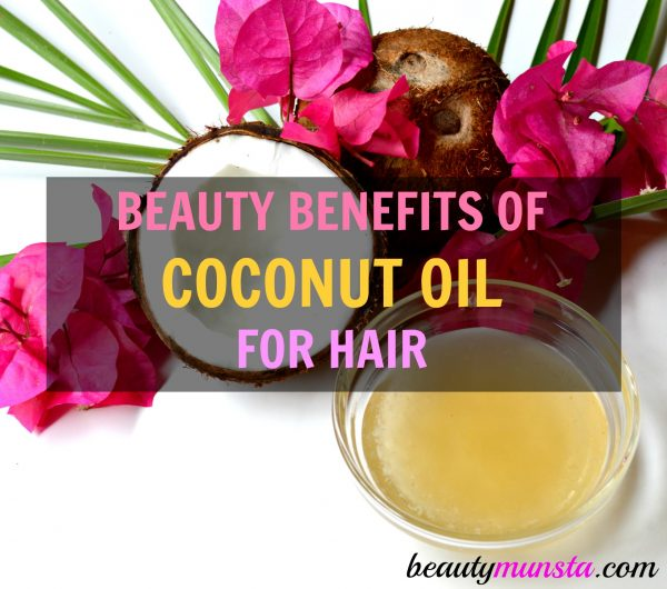 Beauty Benefits of Coconut Oil for Hair