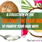 Top 5 Coconut Oil Hair Mask Recipes for Luscious Hair