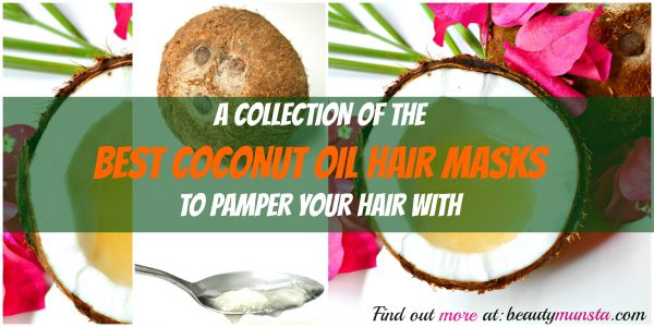 If you're looking for a natural way to get gorgeous hair, you can't miss some of these awesome coconut oil hair masks on this page!