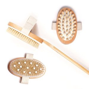 50 Facts about Dry Brushing for Beautiful Skin & Lymphatic Drainage