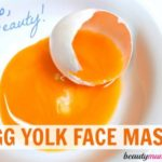 Nourishing Egg Yolk Face Mask for Beautiful Skin