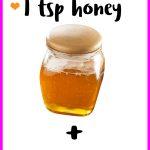 Honey Cinnamon Face Mask for Beautiful, Toned Skin
