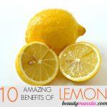 10 Amazing Lemon Benefits for Skin
