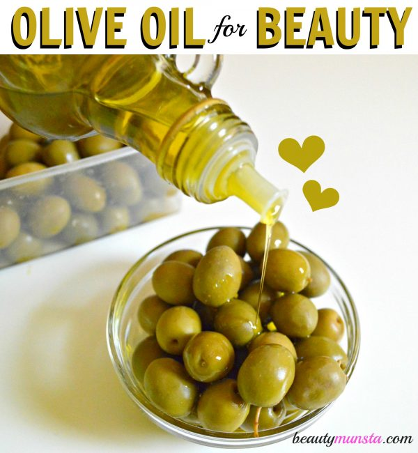 20 Beauty Benefits Of Olive Oil For Skin Hair More Beautymunsta