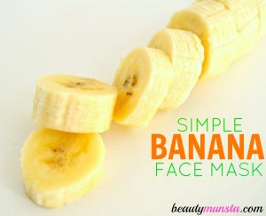 Quick & Easy   One Ingredient Face Masks for Fabulous Skin