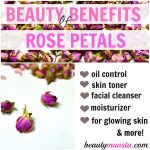 11 Beauty Benefits of Rose Petals