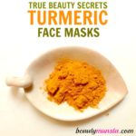 3 Turmeric Face Mask Recipes for Acne | Glowing Skin Secrets