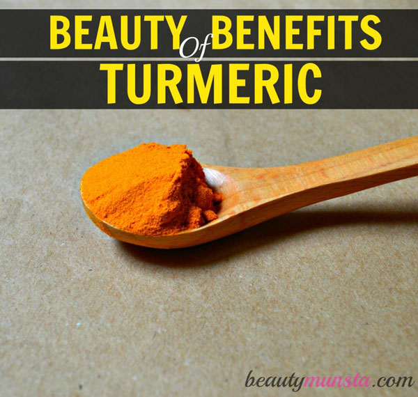 Turmeric is possibly the no. 1 spice when it comes to beauty. Check out 13 beauty benefits of turmeric here!