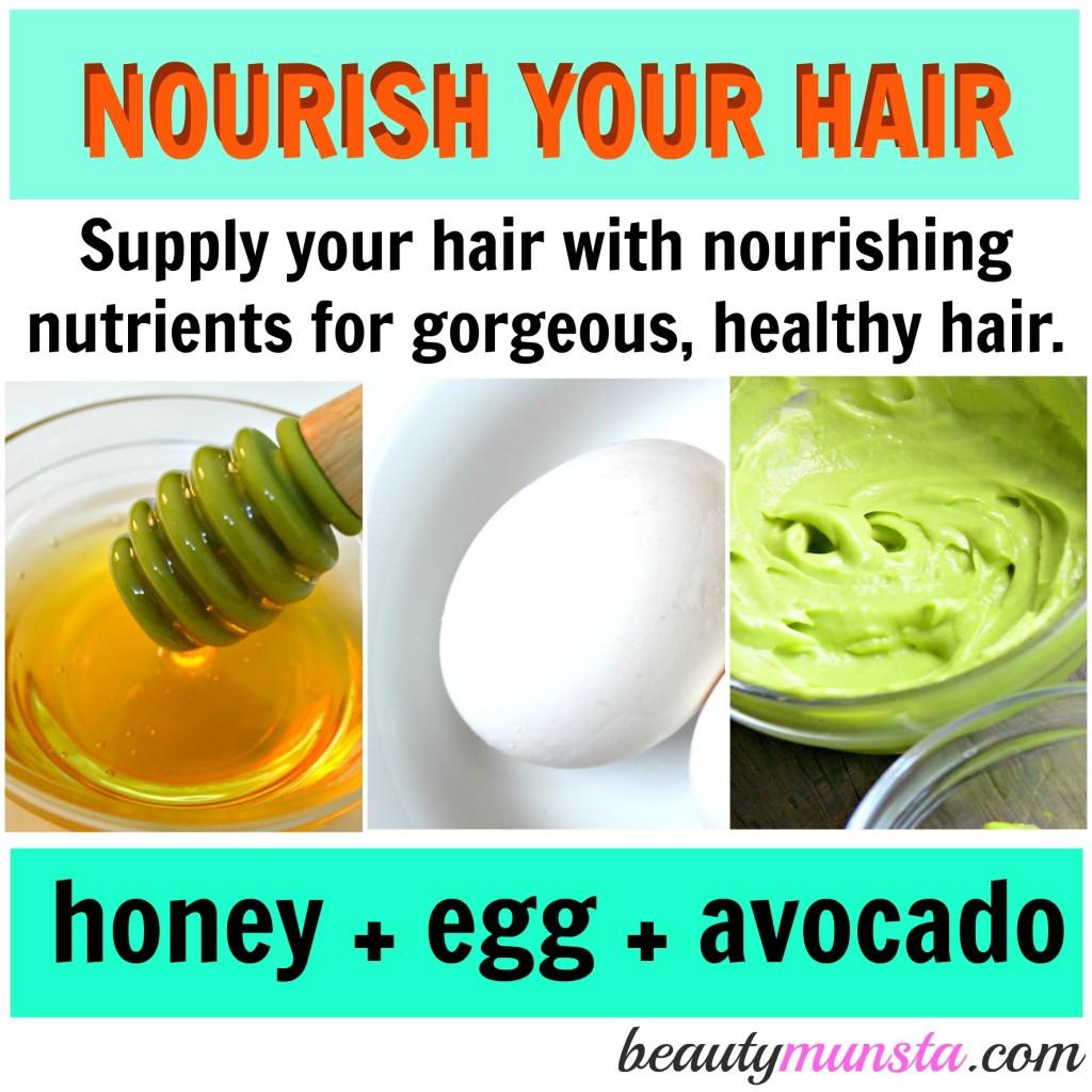 3 Egg Hair Mask Recipes For Gorgeous Hair Beautymunsta Free