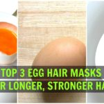 3 Egg Hair Mask Recipes for Gorgeous Hair