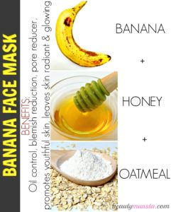 Top 3 Homemade Face Masks for Combination Skin