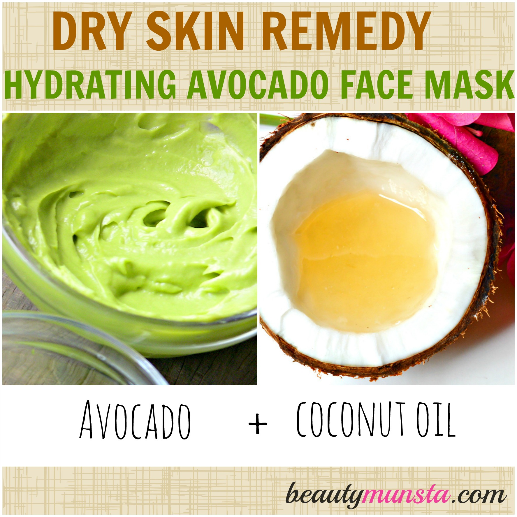 Facial mask for skin