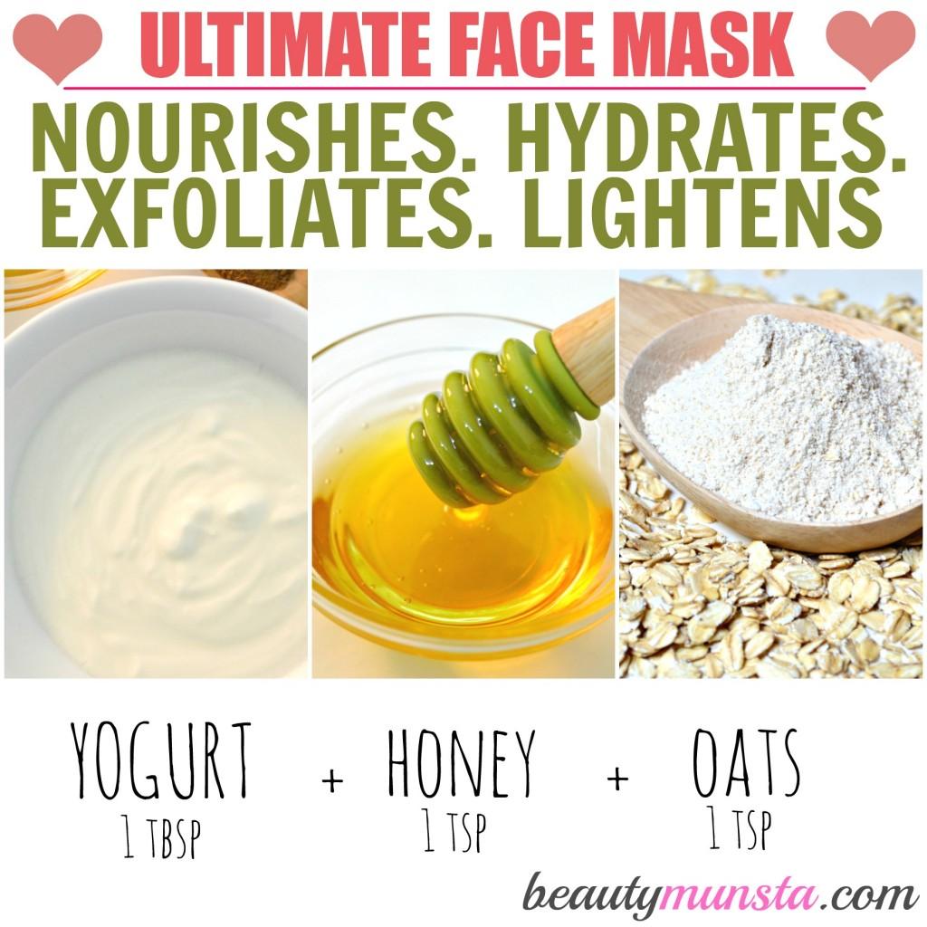 Moisturizing mask for dry skin at home 88