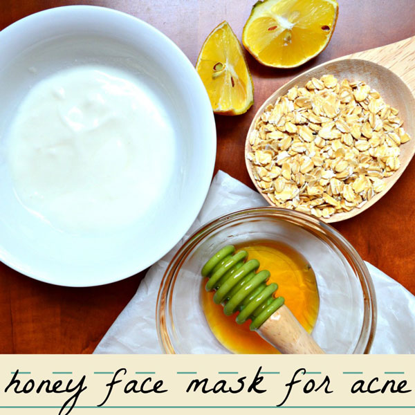 Image result for Oat and lemon juice mask acne
