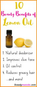 Top 10 Beauty Benefits of Lemon Essential Oil for Skin and Hair Care