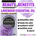 10 Beauty Benefits of Lavender Essential Oil for Hair, Skin & More