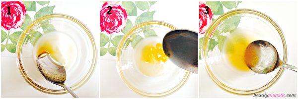 coconut oil honey 3