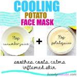 DIY Potato Face Mask Recipes for Toned, Clear Skin