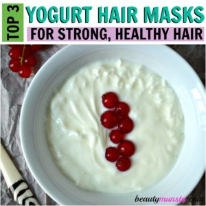 Yogurt Hair Mask Recipes for Beautiful Hair