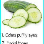 10 Cool Beauty Benefits of Cucumbers for Skin & Hair