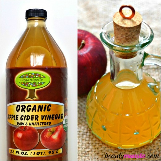 Apple cider vinegar has been used since ancient times to cleanse and purify the body. Choose raw apple cider vinegar to enjoy the full benefits.