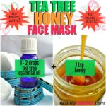 Healing Acne: Tea Tree Oil Face Mask Recipes