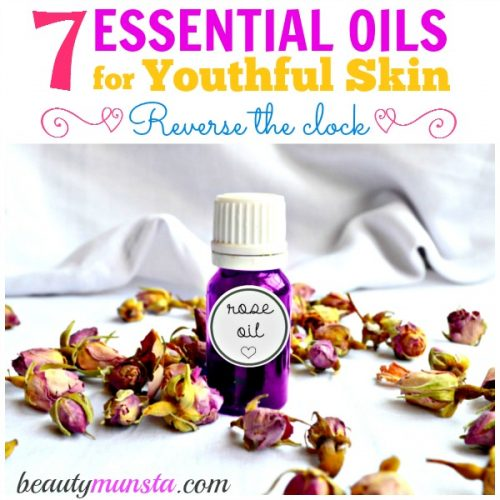 Reverse the clock with these top 7 essential oils for aging skin!