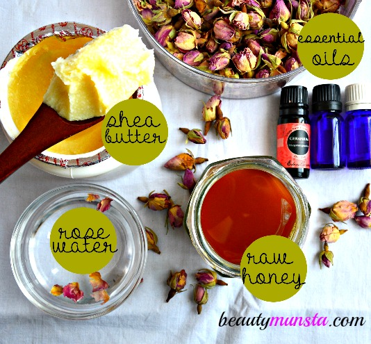 What you need to make this heavenly diy shea body butter