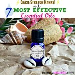 7 Best Essential Oils for Stretch Marks