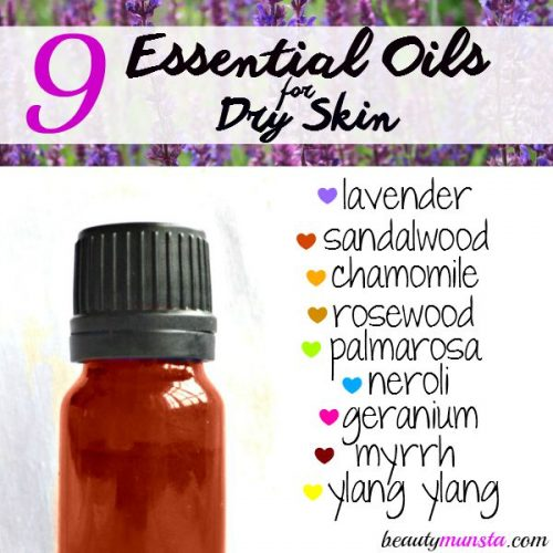 Want to know the best essential oils for dry skin? There are many essential oils for dry skin but here are the 9 best and most effective!