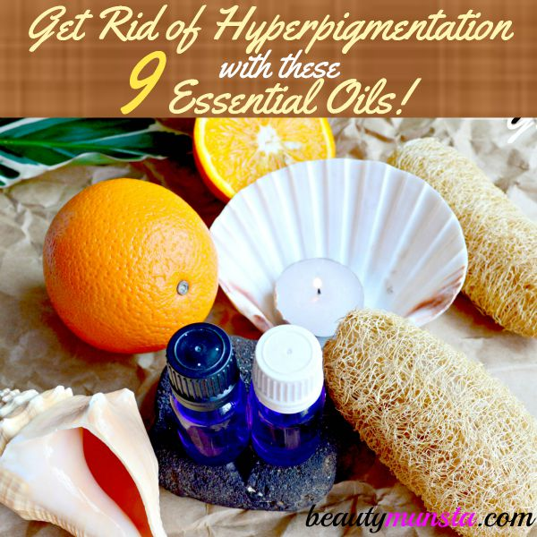 Here's how you can treat hyperpigmentation naturally using these essential oils for hyperpigmentation.
