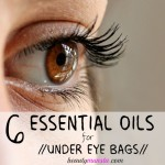 6 Essential Oils for Under Eye Bags   How They Work & Recipes