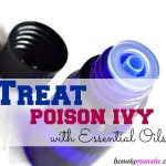 7 Essential Oils to Treat Poison Ivy Rashes