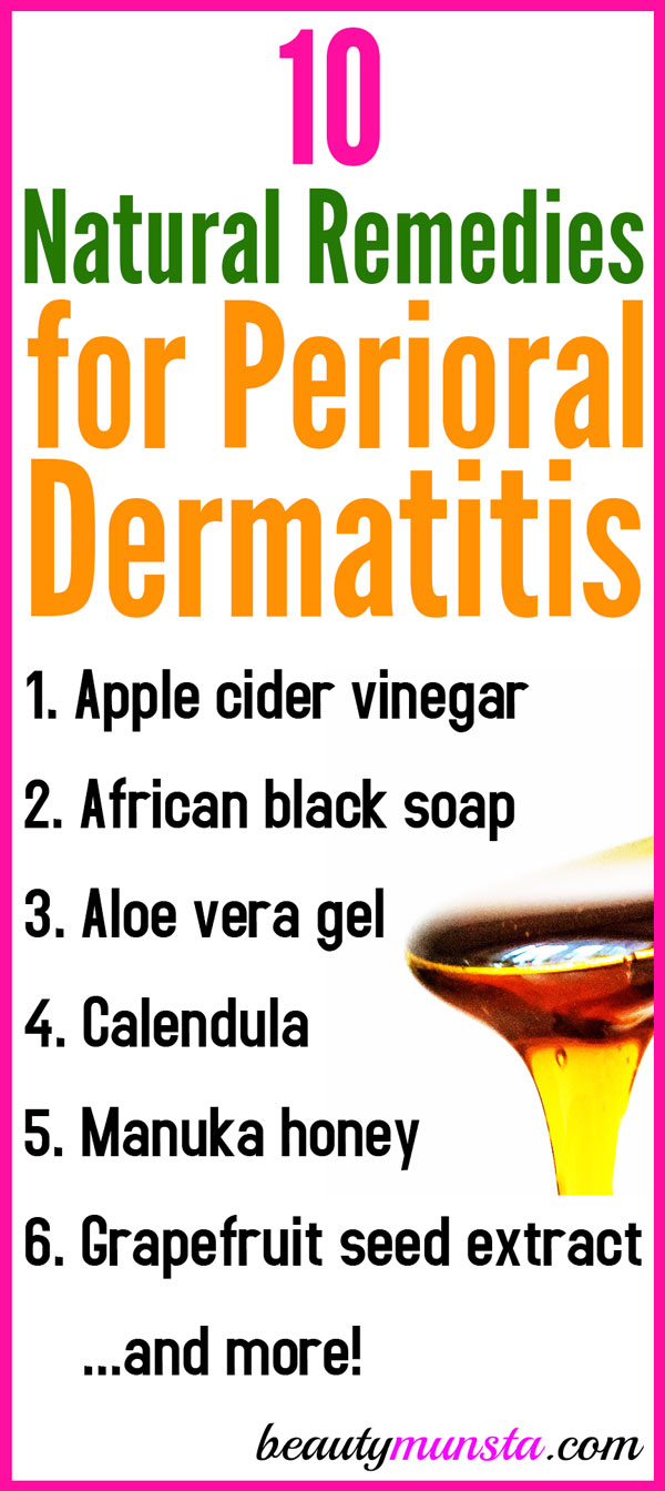 10 Natural Makeup Ideas For Everyday: Top 10 Natural Remedies For Perioral Dermatitis (Including