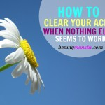 How to Use EFT Tapping for Acne