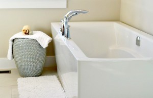 Make your own bath products with these essential oil bath recipes to soak in a warm therapeutic bath every weekend!