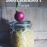 How to Make Sauerkraut In a Jar | My Quick & Easy Recipe!