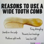 Why is a Wide Tooth Comb Good for Hair? 5 Reasons to Start Using One