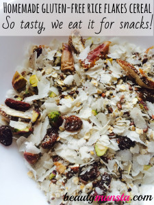 The Healthiest Homemade Gluten-Free Cereal Flakes