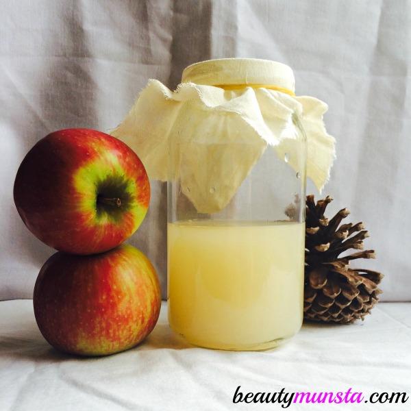 Enjoy the full benefits of raw apple cider vinegar for good health!
