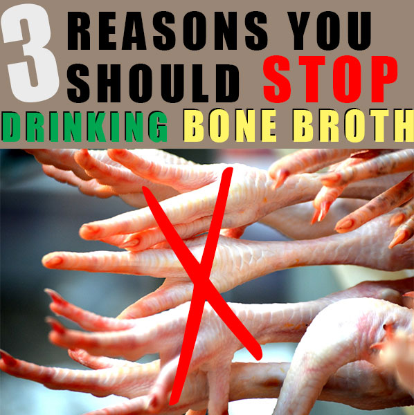 dangers of bone broth