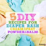 5 DIY Natural Remedies for Diaper Rash