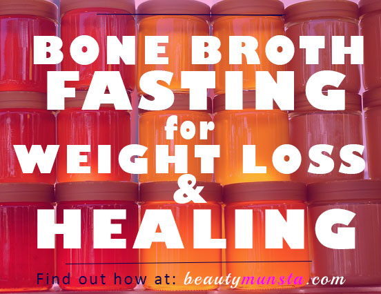 bone broth fast for weight loss