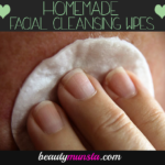 Homemade Face Cleansing Wipes for Radiant Skin