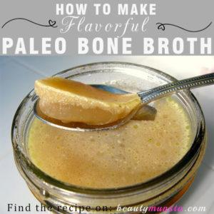 How to Make Paleo Bone Broth